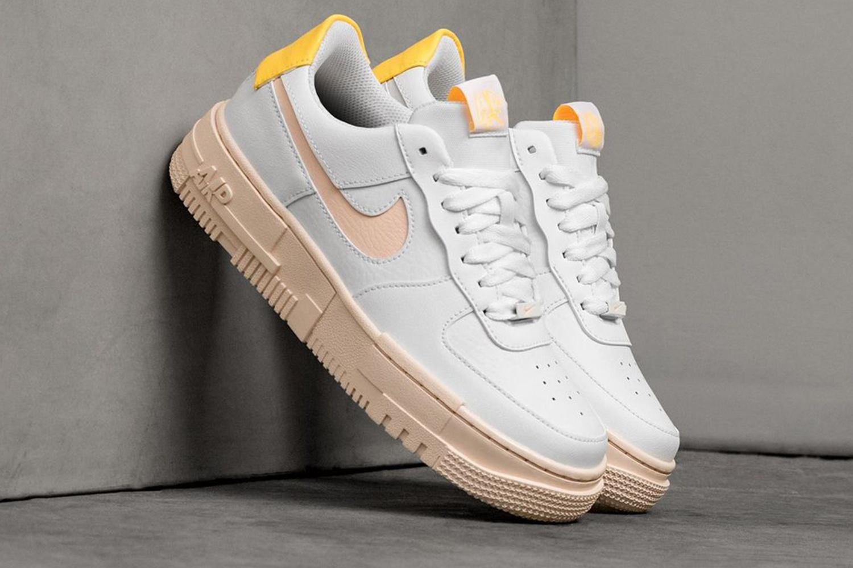 Best of Nike Air Force 1 Pixel - Trotz Pixel  verdammt scharf