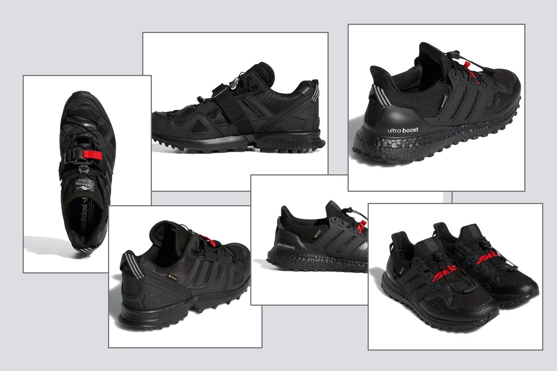 Newsfeed 🔔 adidas bringt 'GORE-TEX Underground' Capsule auf den Markt