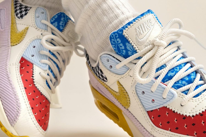 Nike Air Max 90 - Die kreativsten Colorways