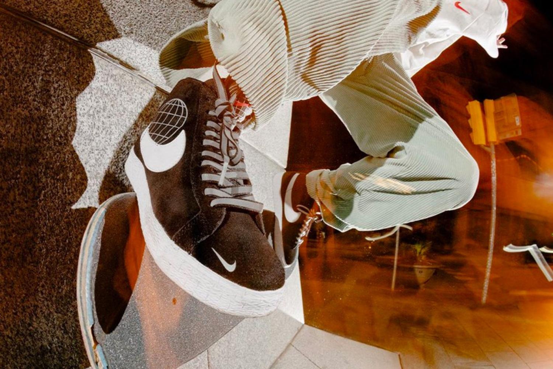 Newsfeed 🔔 SKATEDELUXE und Nike SB arbeiten zusammen am Blazer Mid