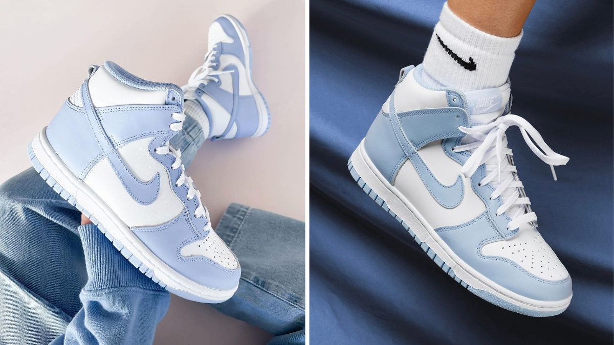 Where To Buy - Nike WMNS Dunk High 'Aluminum'