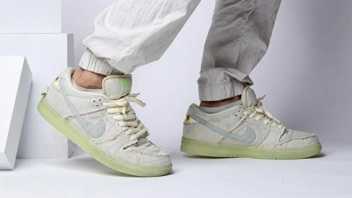 Nike SB Dunk Low 'Mummy' - Must have for Halloween
