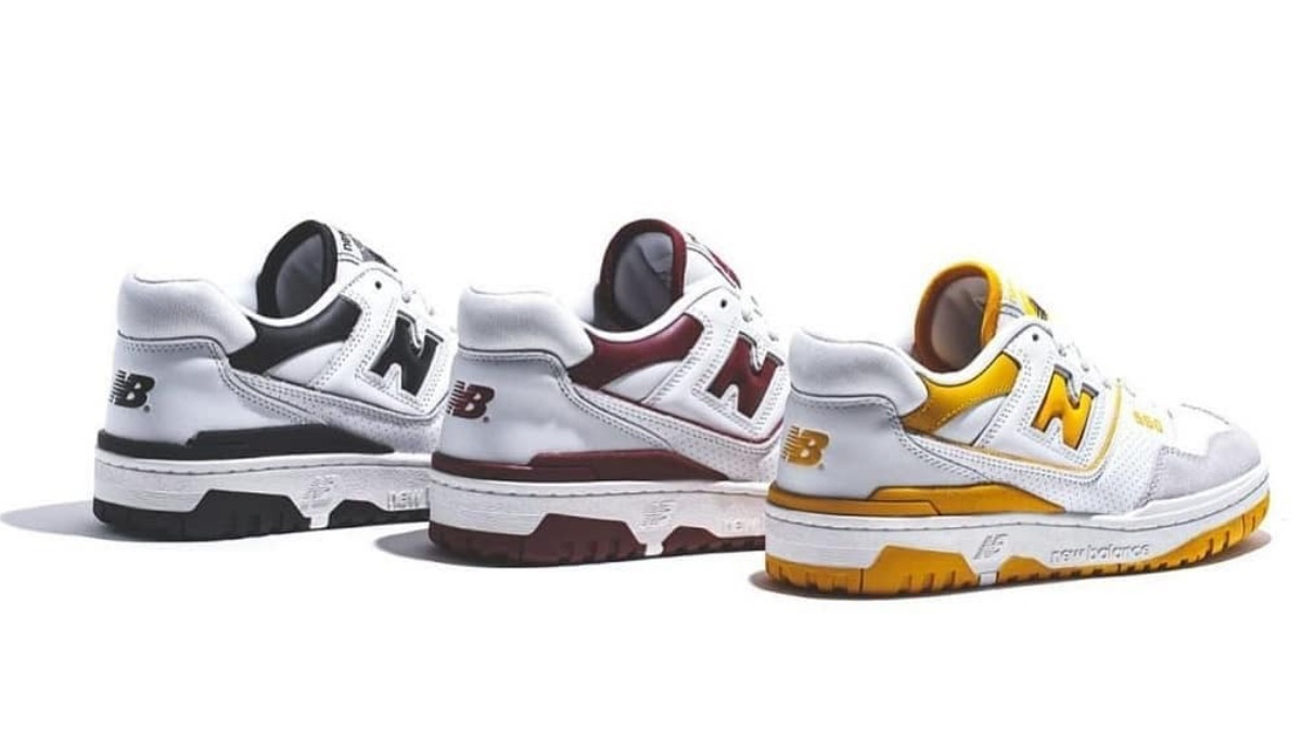 New Balance 550 - A tribute to the 90s look