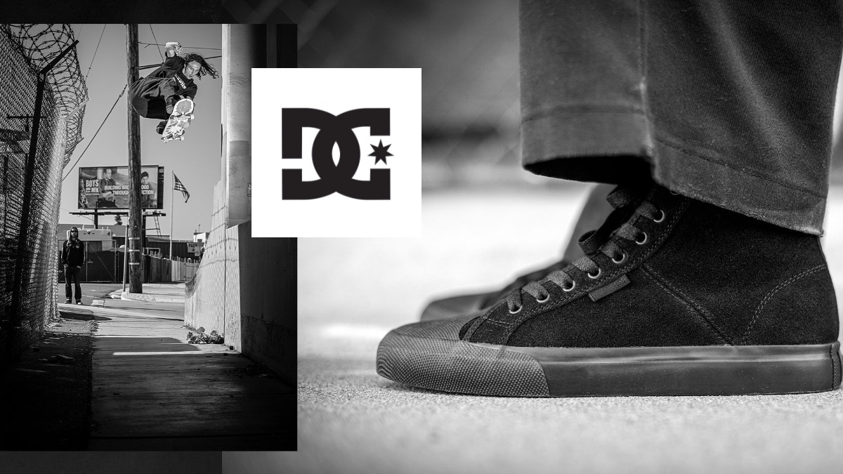 DC Shoes: History Lesson and what's new 🛹