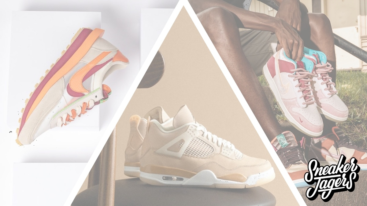 The Hyped Sneaker Releases of September 2021