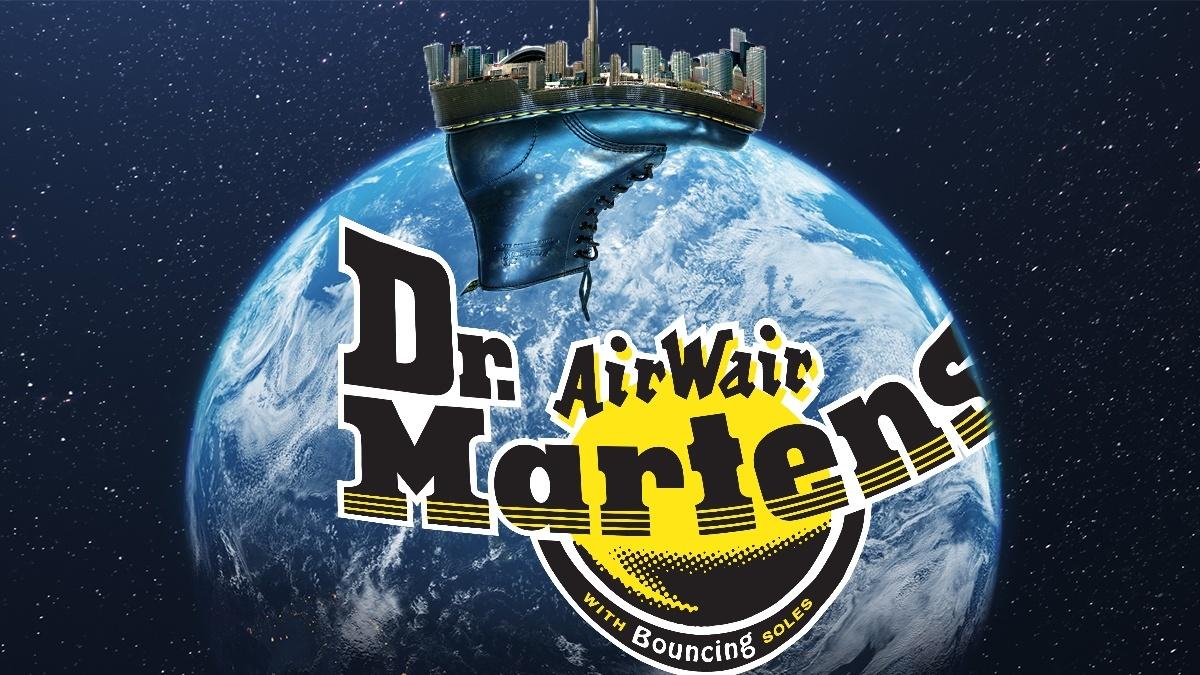 Dr. Martens: Living in multiple universes