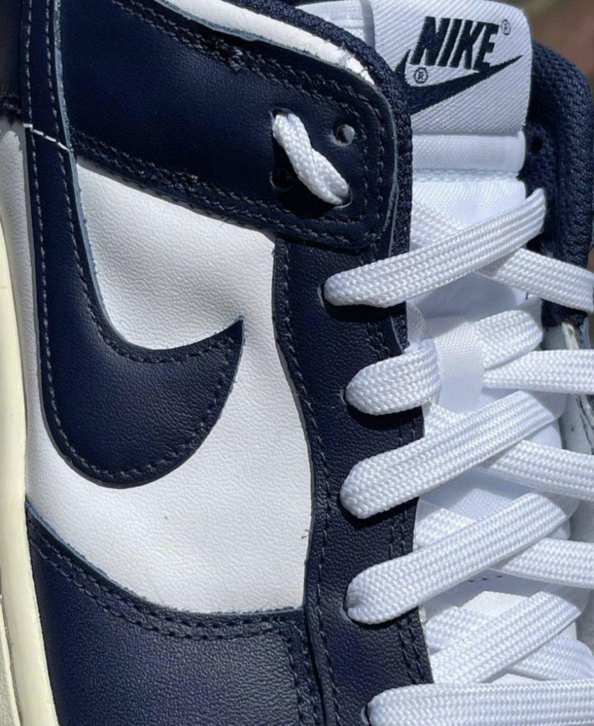 Nike Dunk Low 'Vintage Navy'