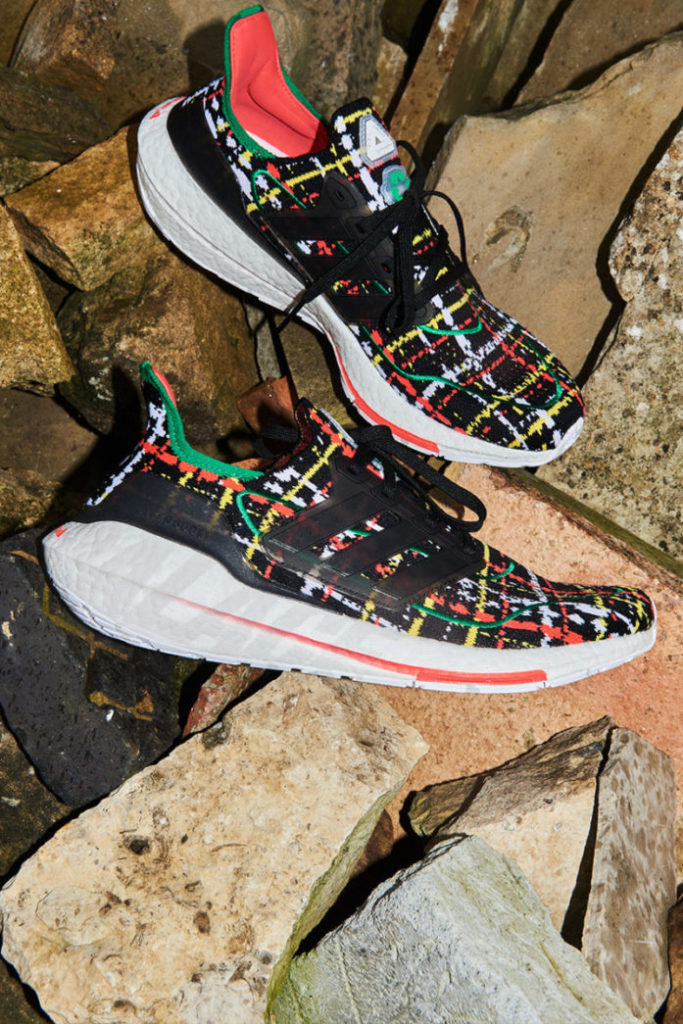 Palace x adidas Ultra Boost 21 black