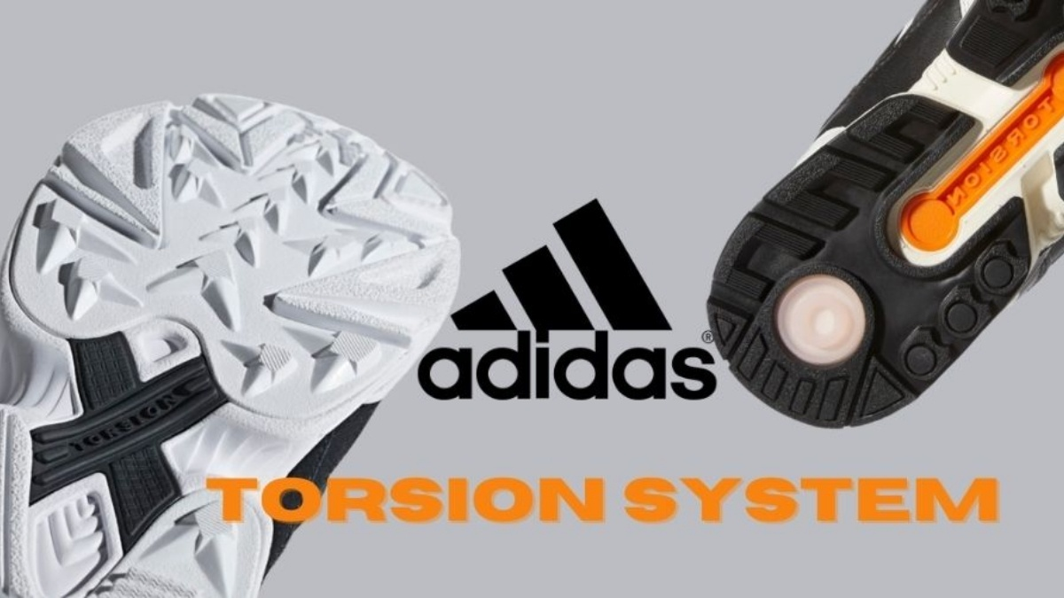 The adidas Torsion System explained