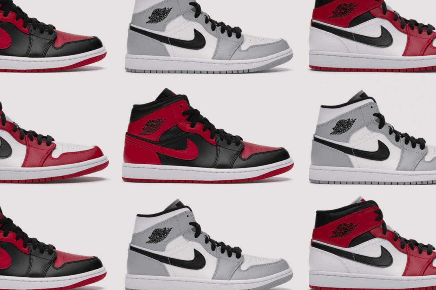 The Air Jordan 1 Mid is starting to take over the world 🗺️