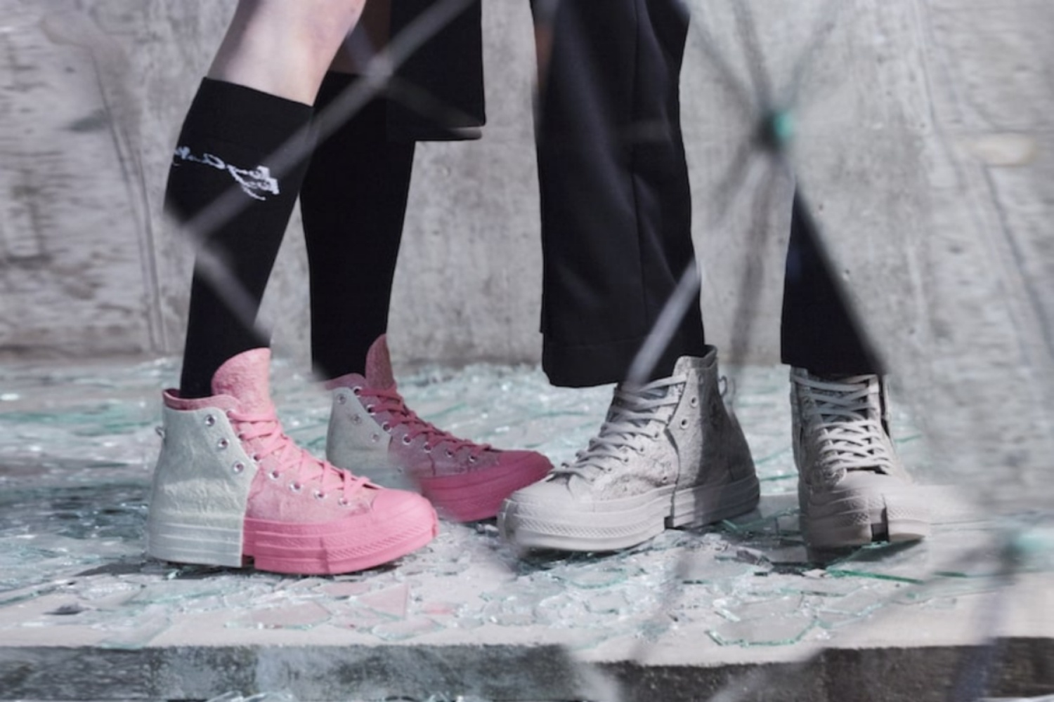 The Converse x Feng Chen Wang Chuck 70s are out now