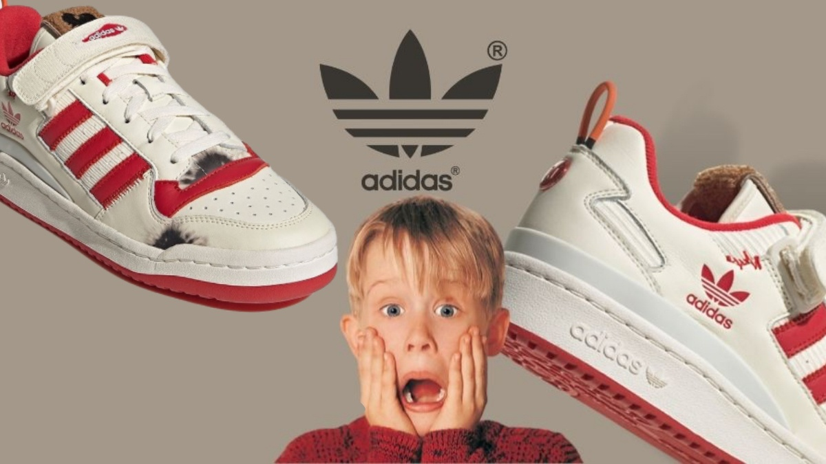 Home Alone x adidas Forum Low planned for Christmas