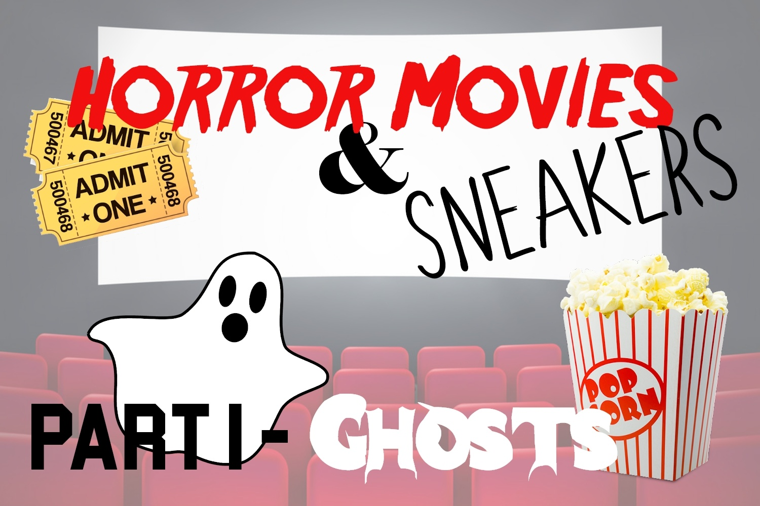 A Nikesneakers Halloween: Horror Movies & Sneakers Part 1