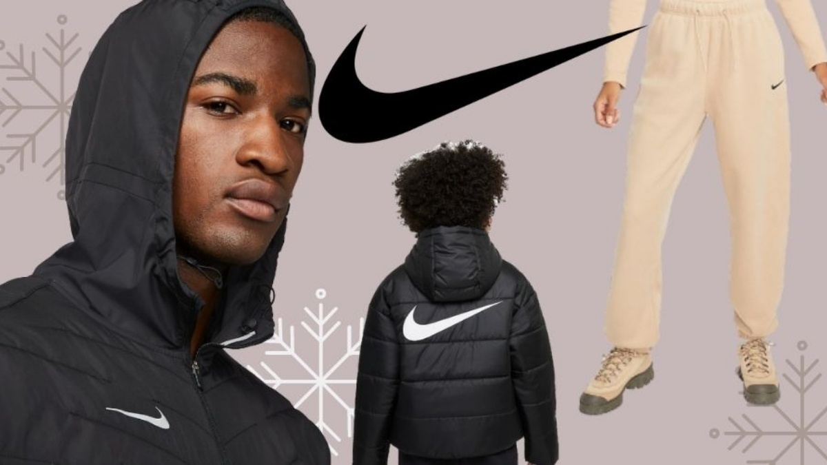 The best picks from the Nike Winter Wear collection