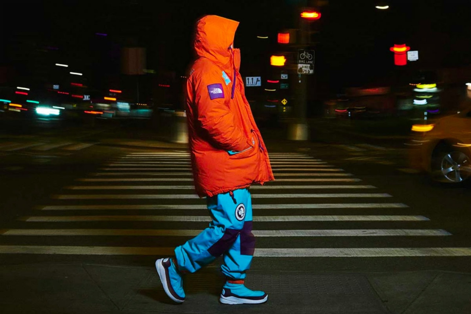 The story of The North Face's Trans-Antarctica collection ❄️