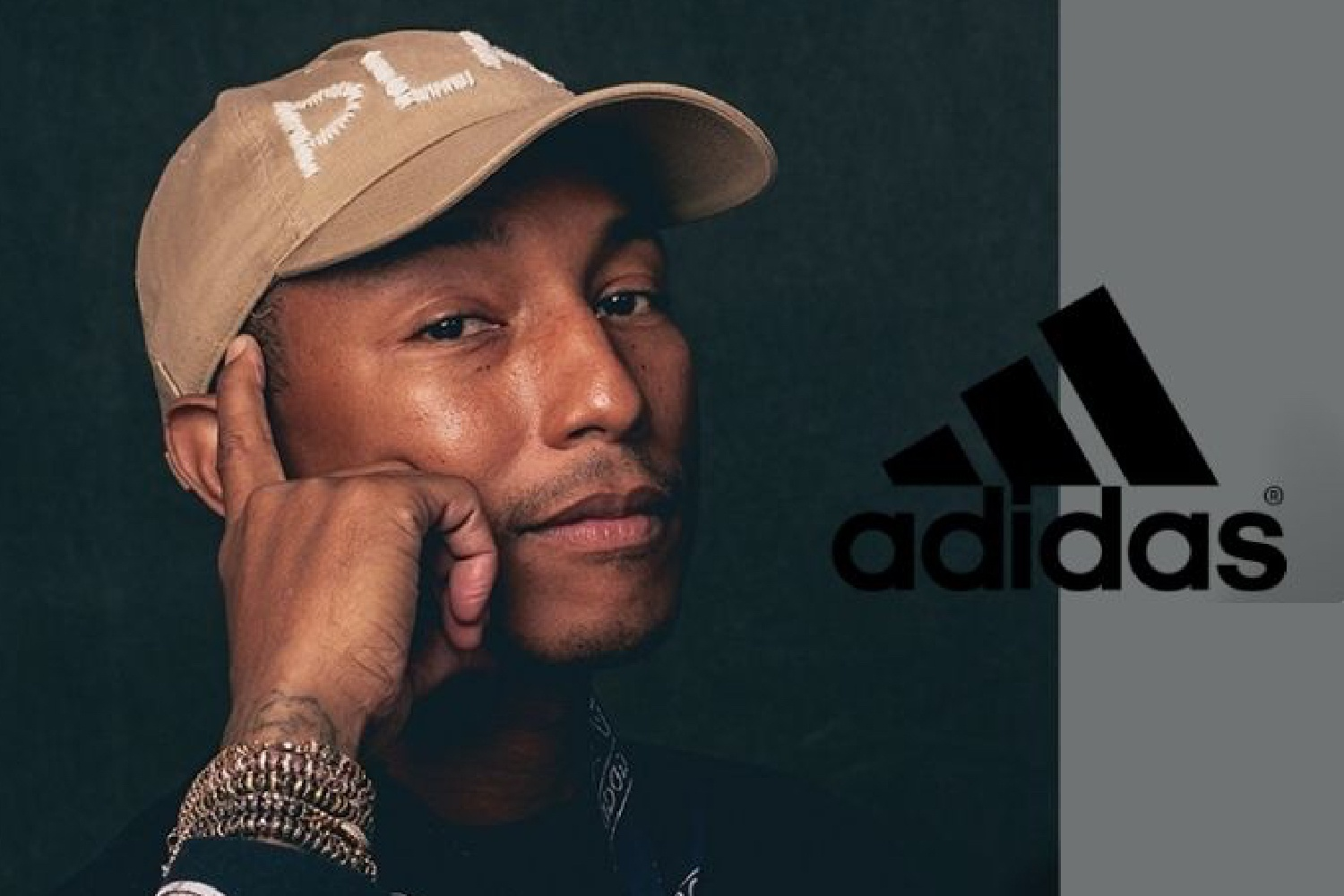 Pharrell Williams in the sneaker and street wear game