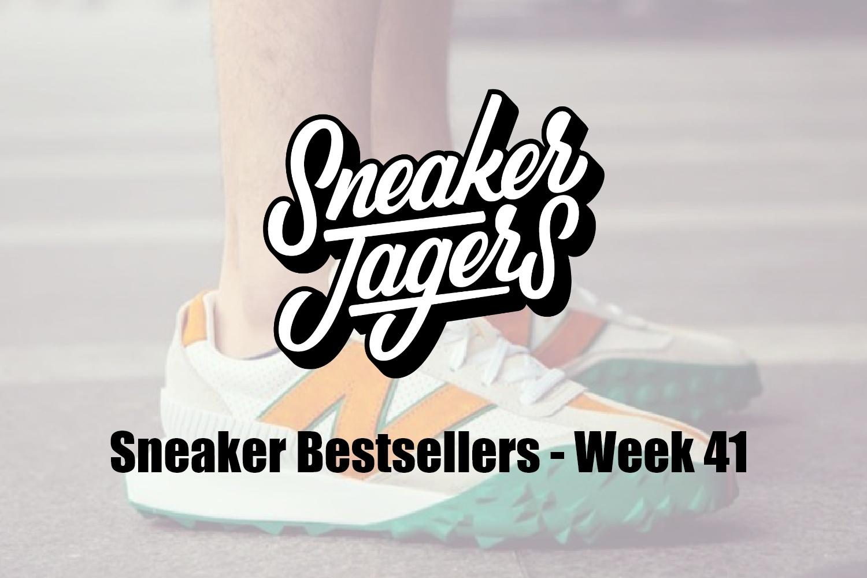 Our Sneaker Bestsellers - Week 41 - What's on Trend 📈