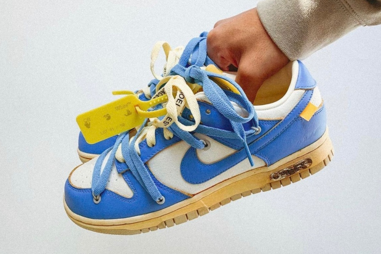 Vintage x Sneaker - It's a Match