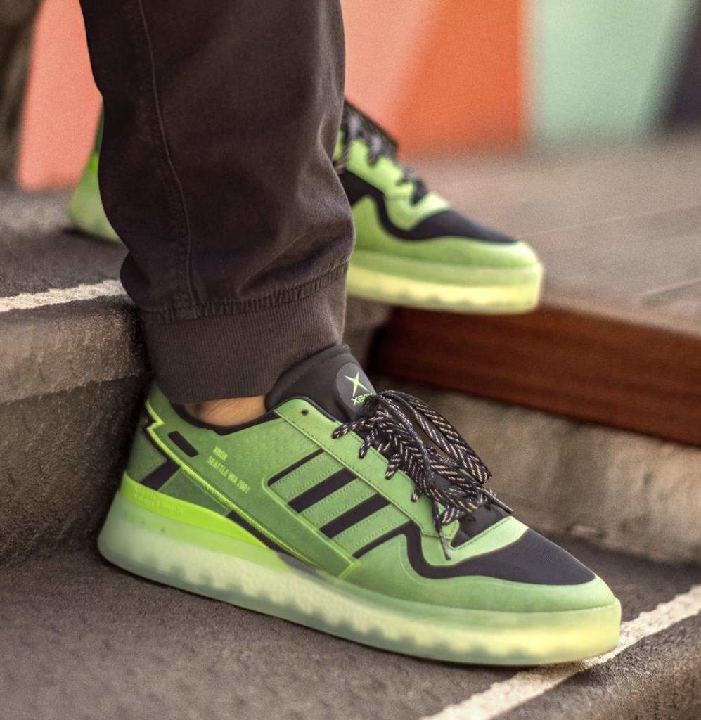 adidas x xbox Forum Tech