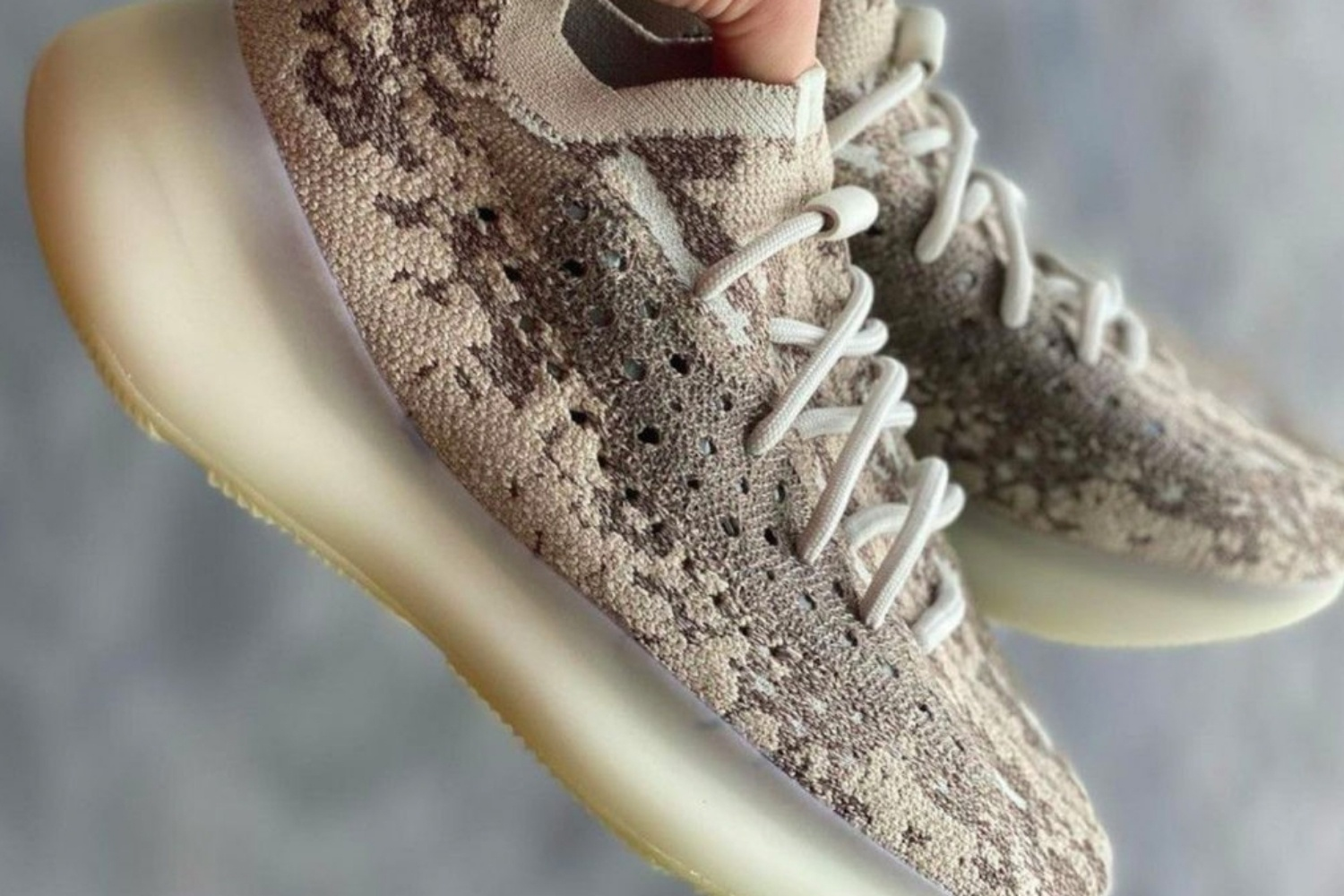 adidas Yeezy Boost 380 comes with 'Pyrite' colorway
