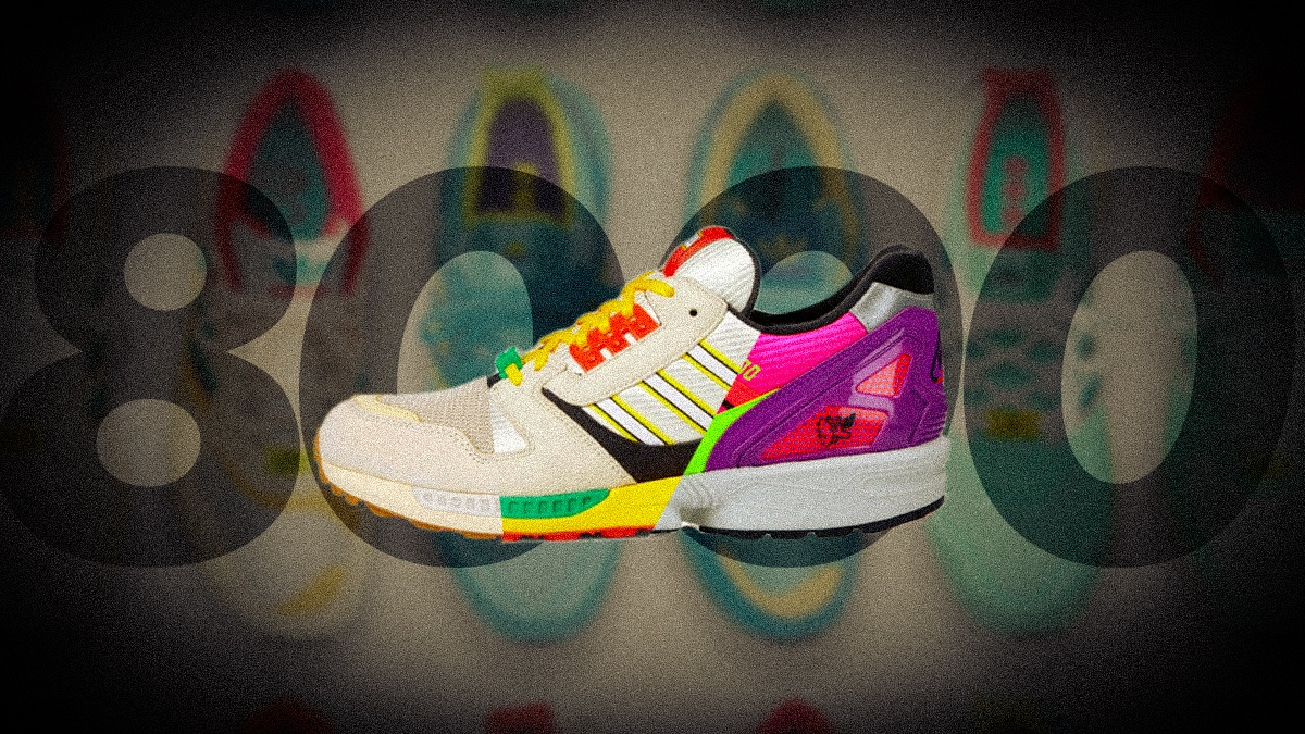 These adidas ZX 8000 collaborations are still available - at retail